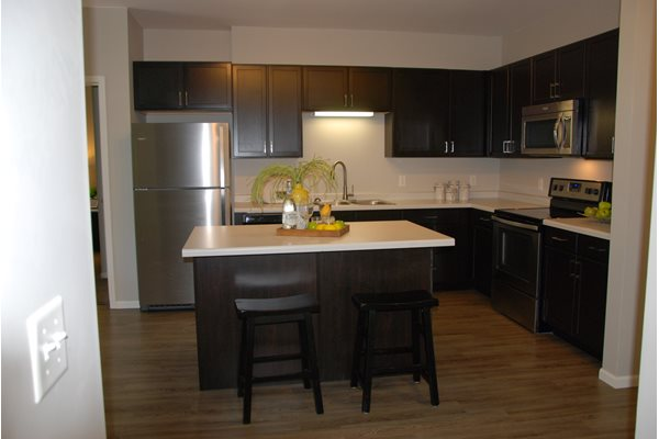 Stainless Steel Appliances at Eastwood Ridge, Rochester