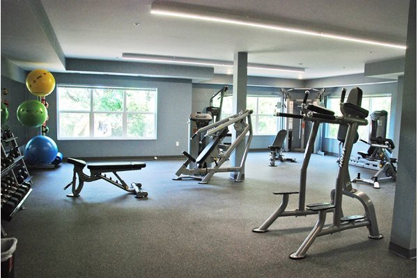 Fully Equipped Fitness Center at Eastwood Ridge, Rochester, MN,55904