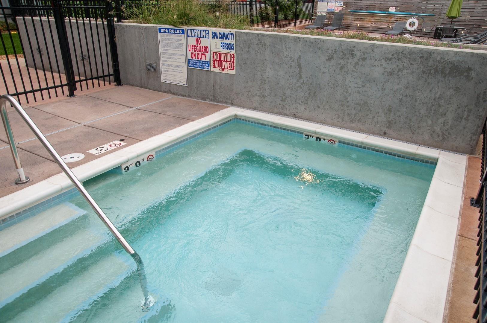 Hot Tub/Spa at Third North, Minnesota, 55401