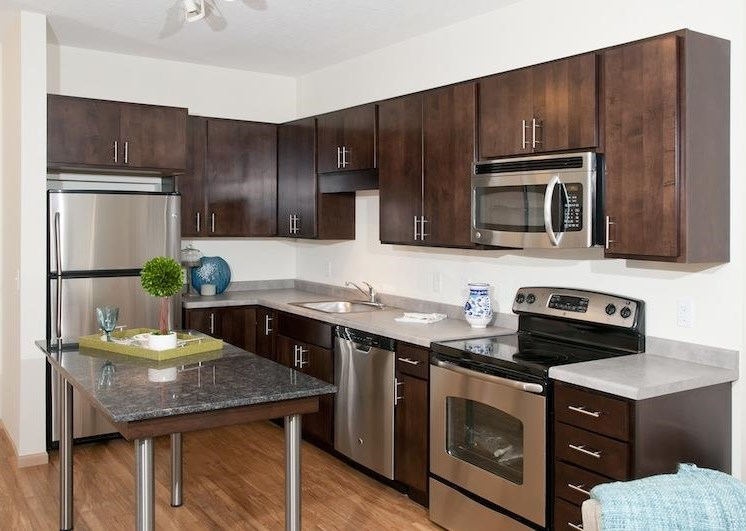 Upscale Stainless Steel Appliances at Third North, Minneapolis, MN 55401