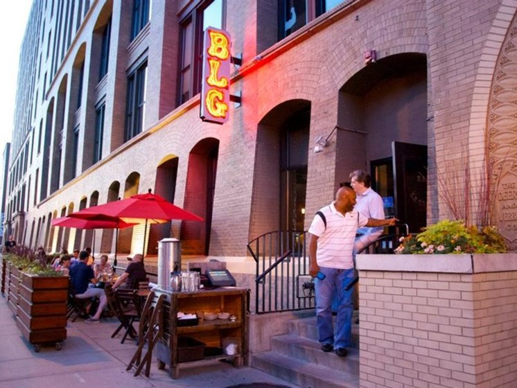 Close by Reastaurants at Third North, Minneapolis, MN 55401