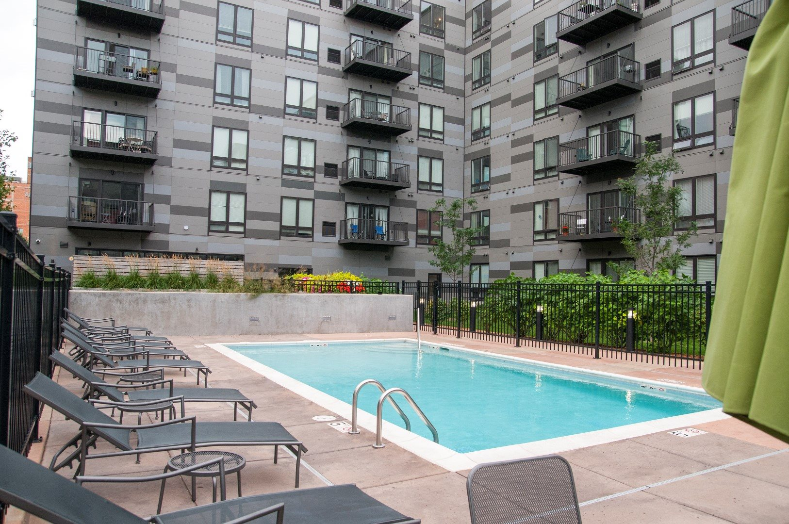 Resort-Style Pool at Third North, Minneapolis, MN, 55401