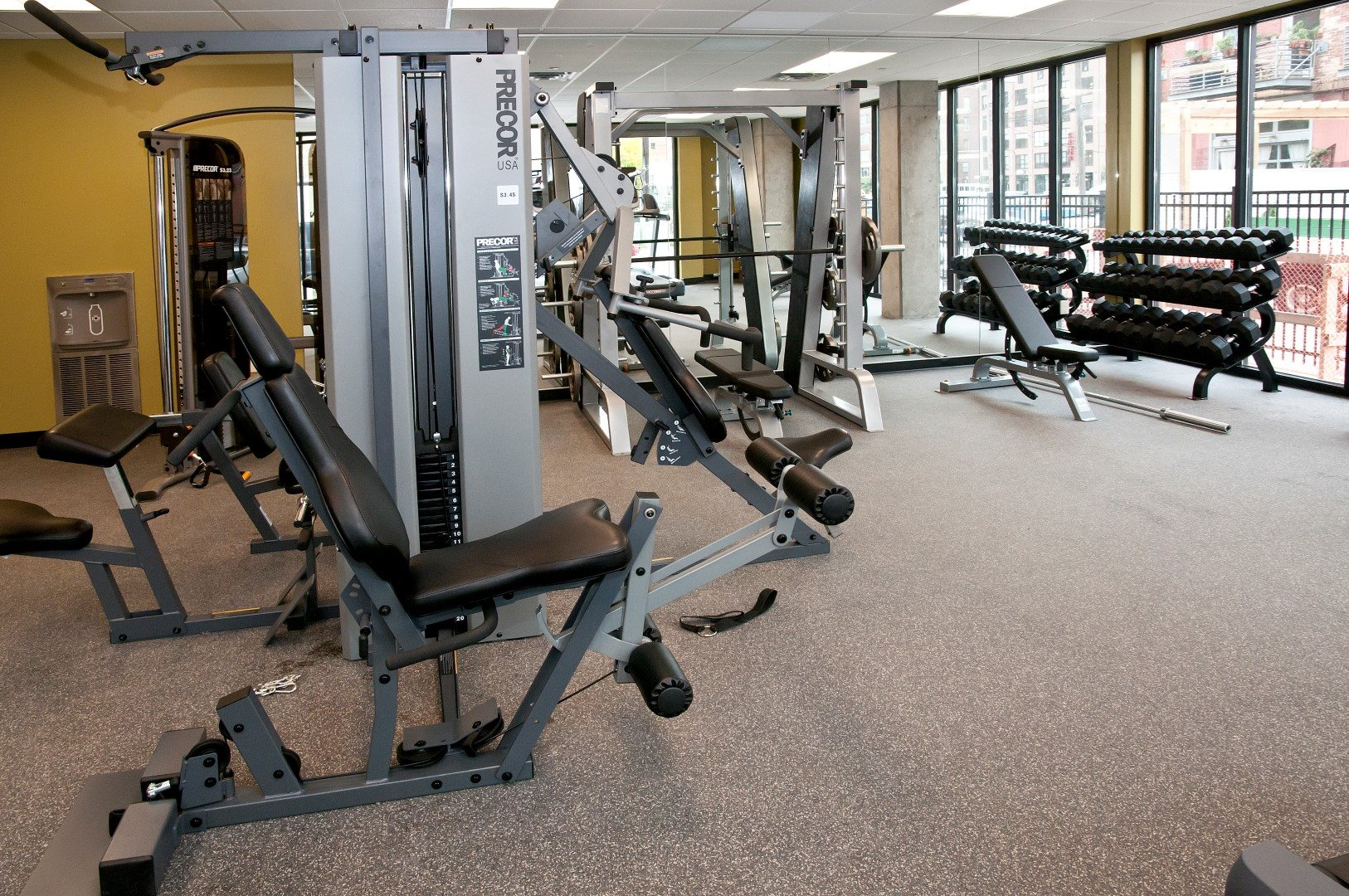 24 Hour Fitness Center at Third North, Minnesota, 55401