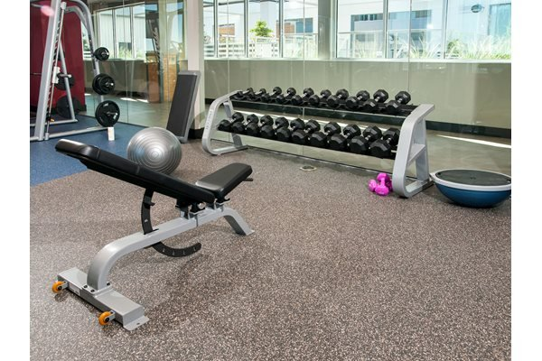 Free Weights at Custom House, St. Paul, 55101