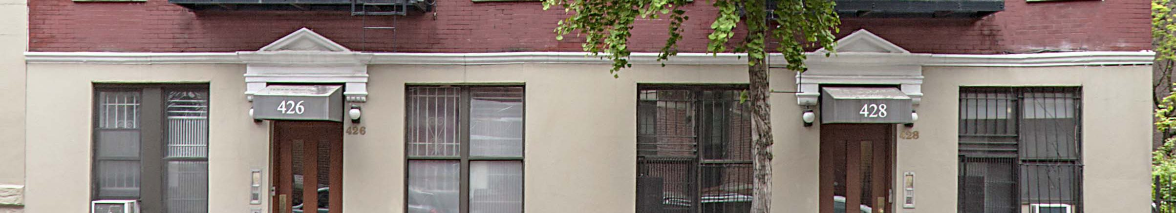 Exterior Photo of 426-428 West 48th Street, New York, NY 10036