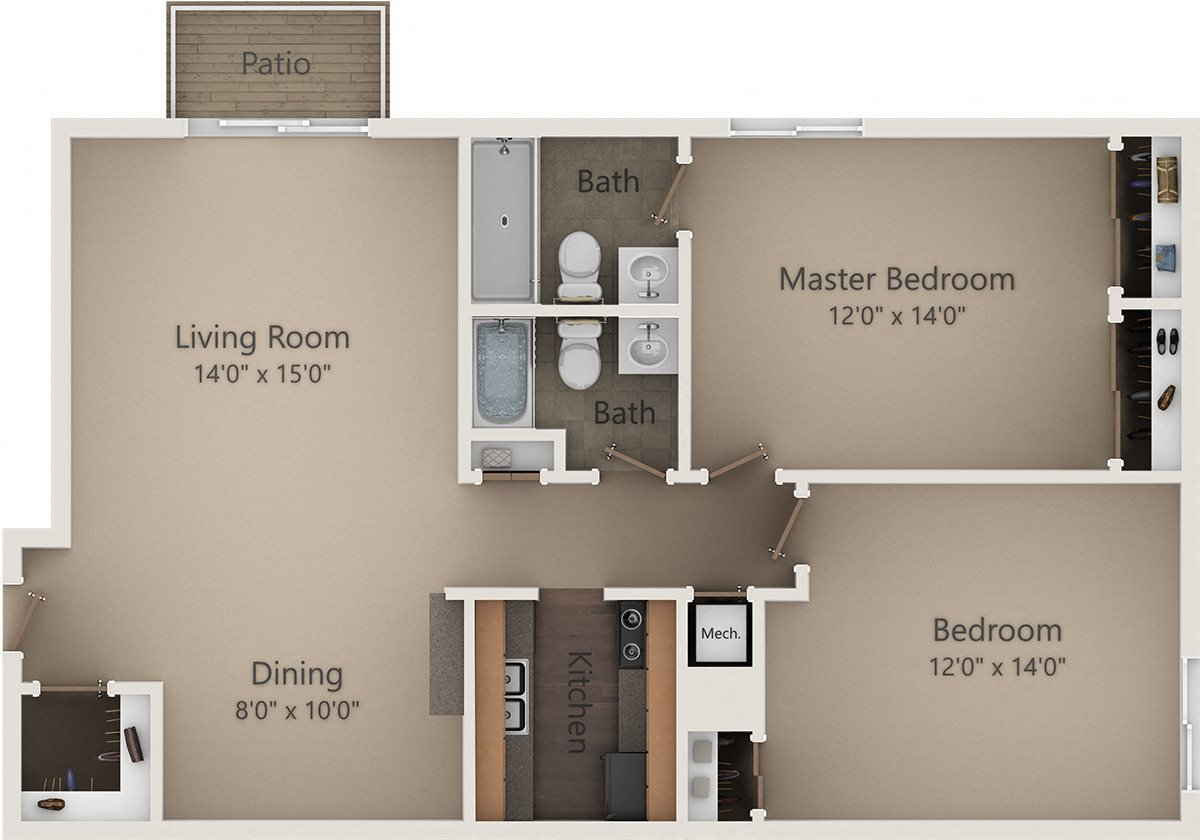The Birch IV Floor Plan 8