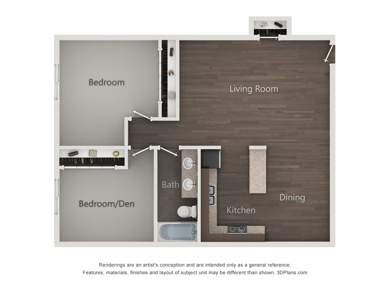 The Evanston Floor Plan 2