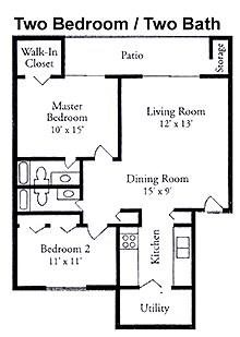The Erie Floor Plan 7