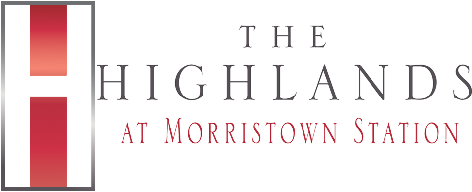 The Highlands at Morristown Station Property Logo 2