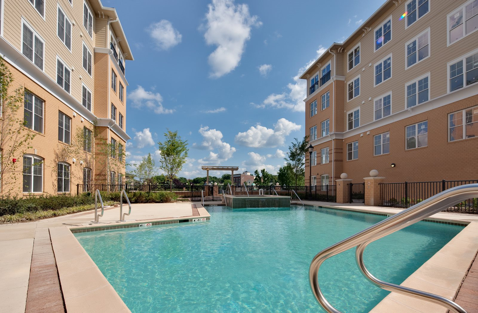 The Highlands At Morristown Station Apartments In