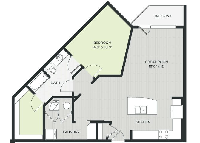 Oakdale Floor Plan 3