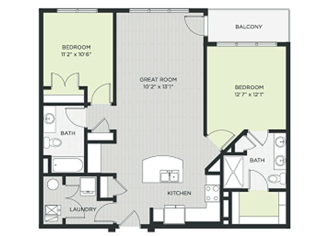 Windsor Floor Plan 4