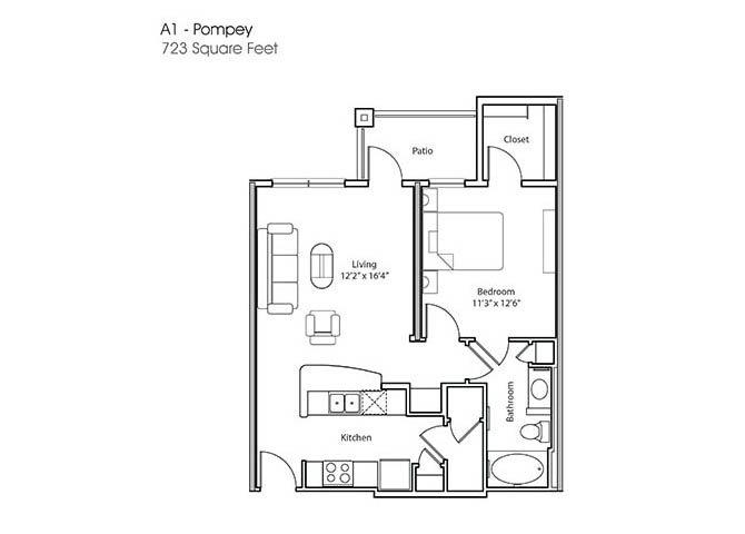 A1-Pompey Floor Plan 1