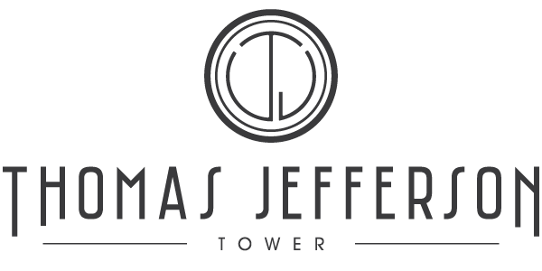 Thomas Jefferson Tower apartments in Birmingham, AL Logo