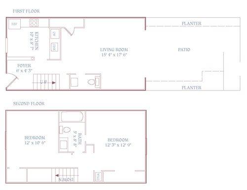 The Falcon Floor Plan 7