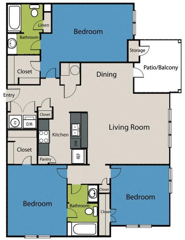C2 Floor Plan 14