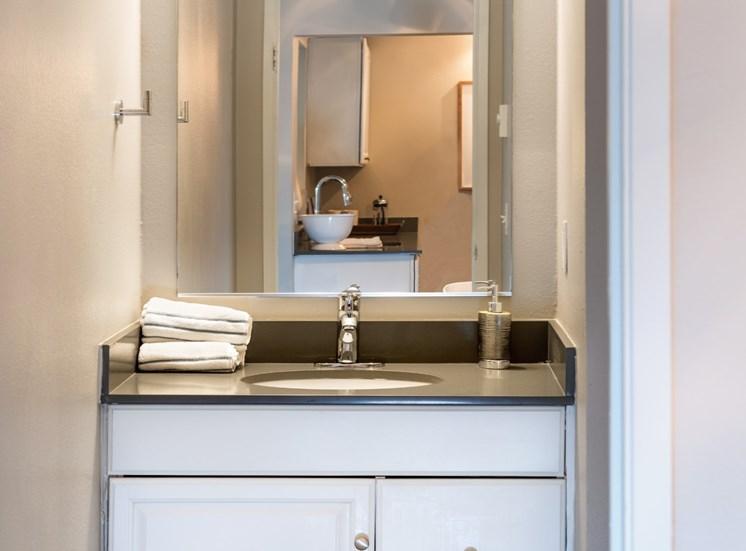 81 Fifty at West Hills Apartment Homes Portland Oregon Bathroom