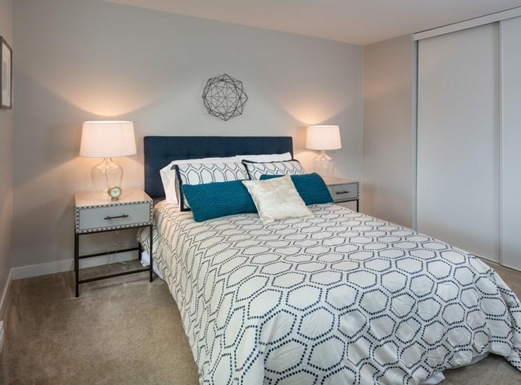 81 Fifty at West Hills Apartment Homes Portland Oregon Bedroom