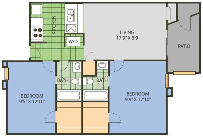 Advantage Floor Plan 8