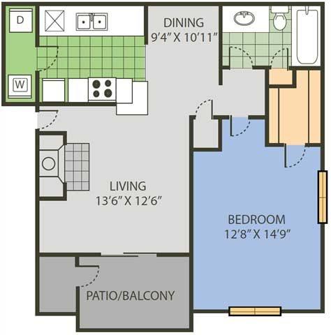 Court Floor Plan 5