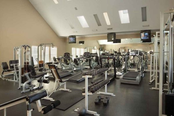 150 Summit, Birmingham, AL,35243 large fitness center with cardio and weight equipment
