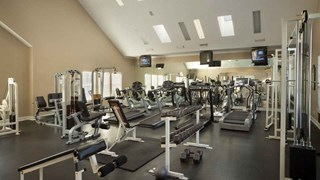 Fitness Center with state-of-the-art equipment at 150 Summit, Birmingham, AL,35243