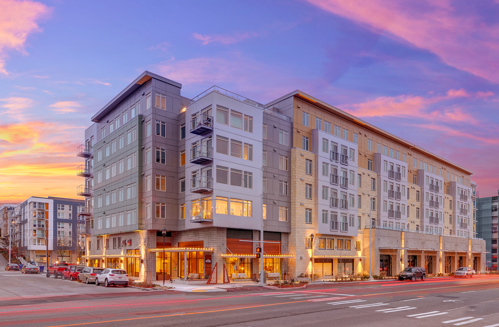 Renovated Apartment Homes Available & The Whittaker | Luxury Apartments in West Seattle | Home