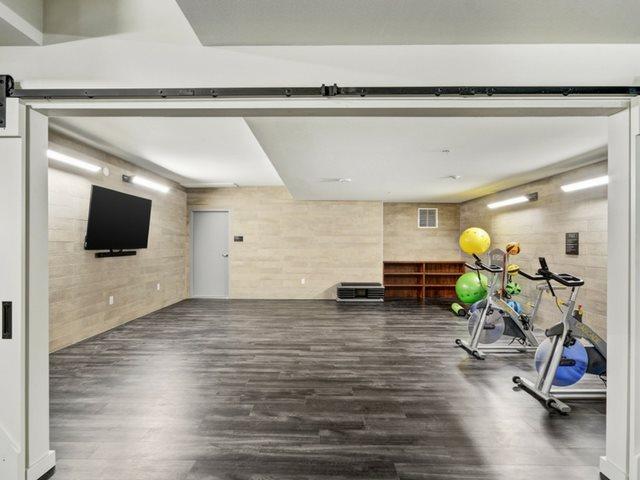Yoga Room  at The Whittaker, Washington 98116