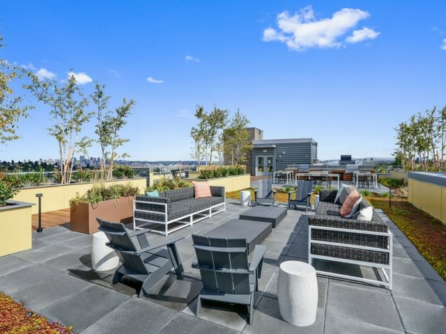 Rooftop Lounge  at The Whittaker, Washington 98116
