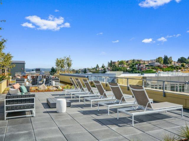 Lounge Seating  at The Whittaker, Washington 98116