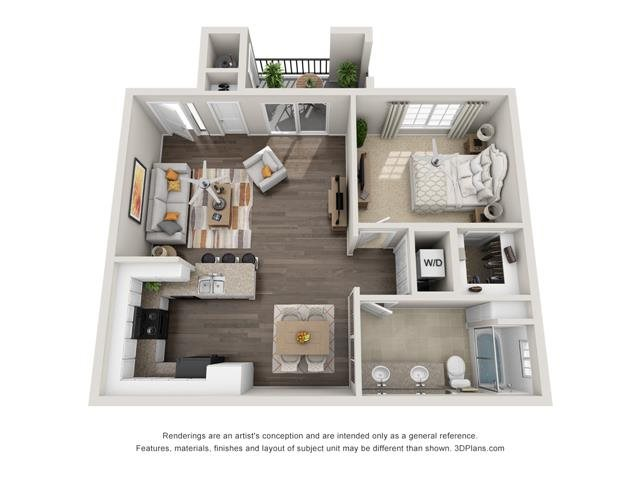 San Ysidro Floor Plan 1