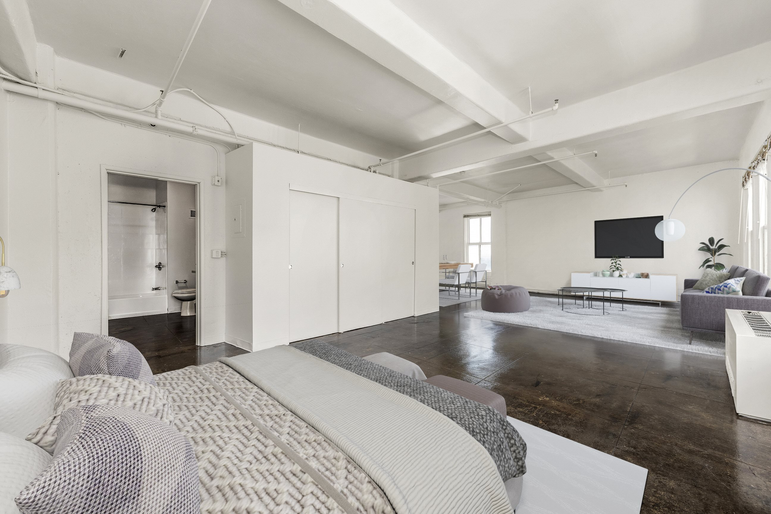 Interior Photo at San Fernando Building Lofts in Downtown Los Angeles, CA 90013