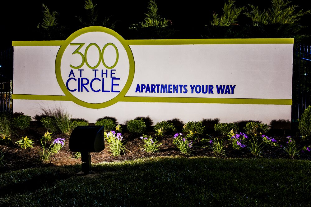 300 at the Circle, Apartments your way!