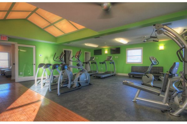 Lexington Apartments with a Fitness Center
