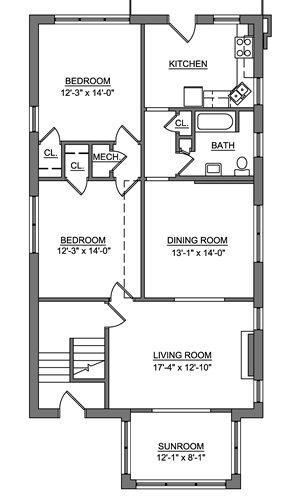 711 Eastgate - Sunroom