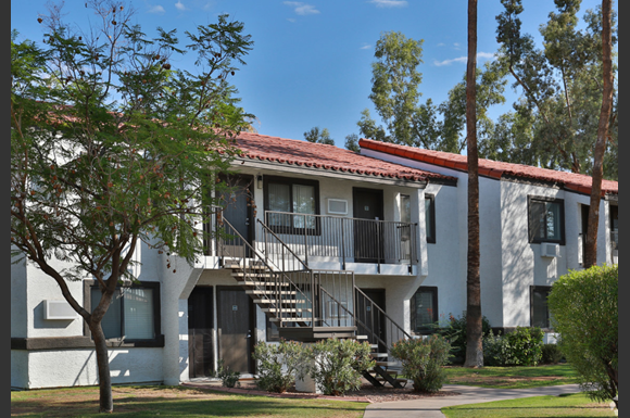 Crosswinds Apartments 868 S Arizona Ave Chandler Az