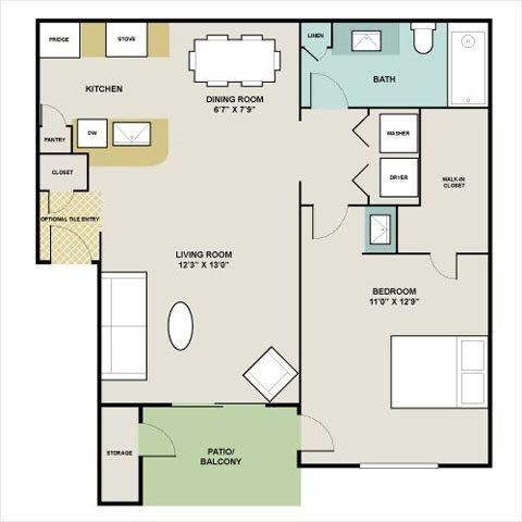Alpine Floor Plan 2