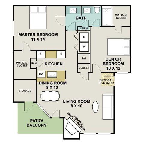 Cedarcrest Floor Plan 5