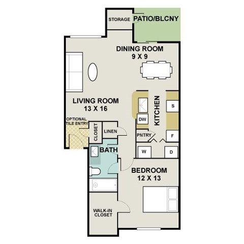 Evergreen Floor Plan 3