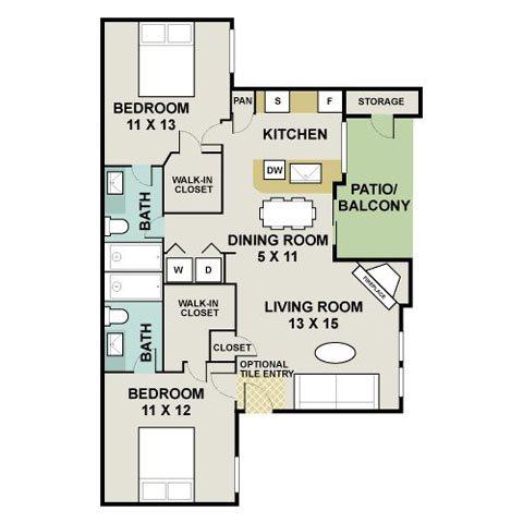 Lakewood Floor Plan 6