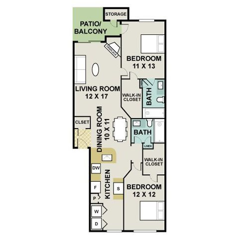 Woodland Floor Plan 8