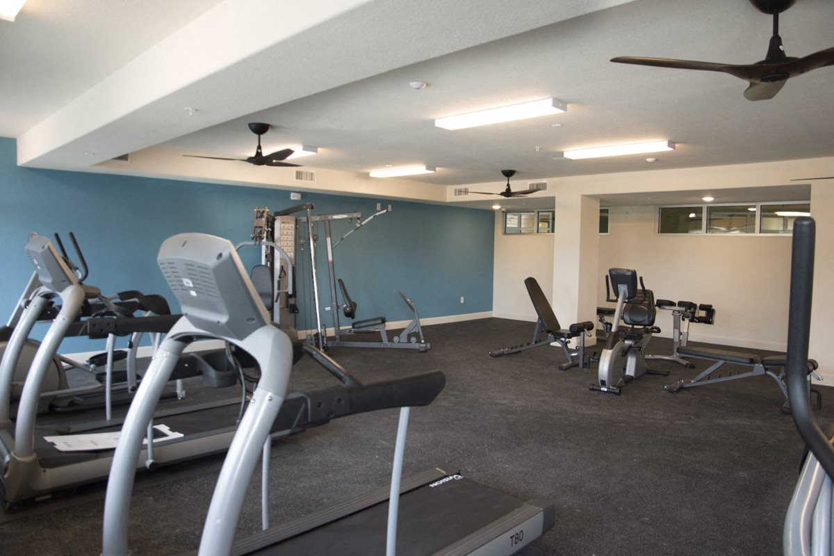 Urban Crest Fitness Center