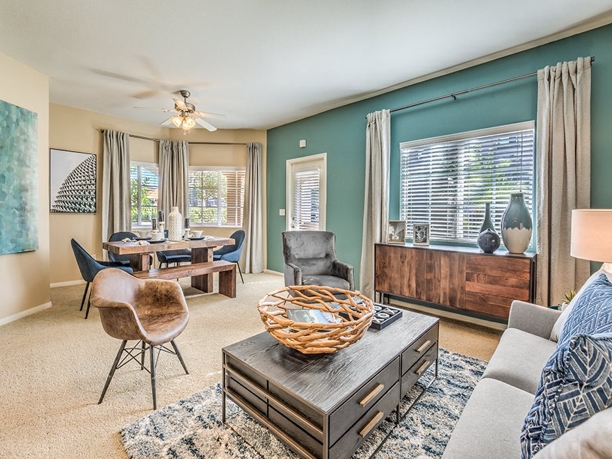 Photos and Video of The Villas at Towngate in Moreno Valley, CA