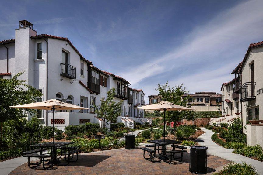 The Vineyards At Paseo Del Sol Apartments In Temecula Ca