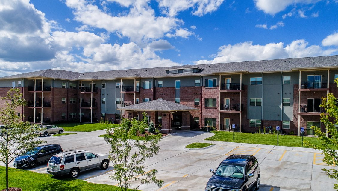 The Mirada Apartments In Lincoln Ne