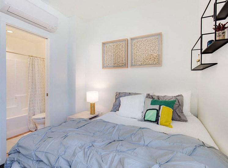 Spacious Bedrooms With En Suite Bathrooms at Watercooler, Boise, ID, 83702