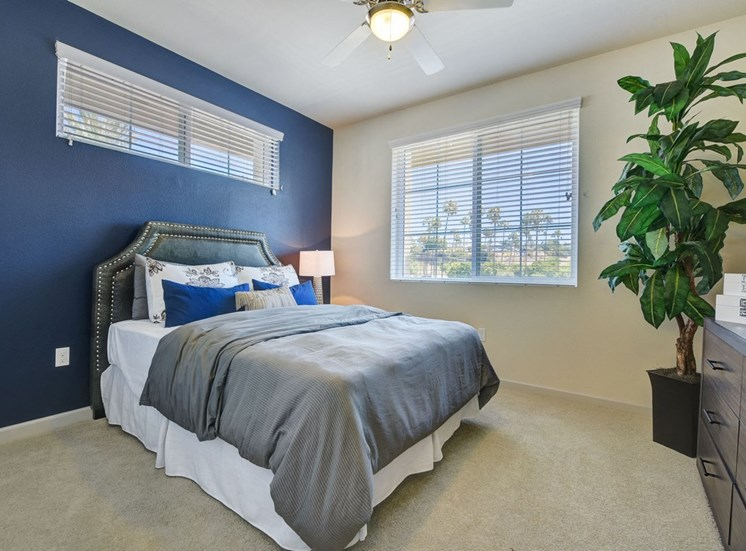 Live in Cozy Bedrooms, at SETA, La Mesa, California