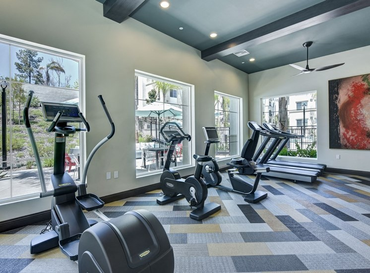 Cardio Equipment, at SETA, La Mesa, 91942
