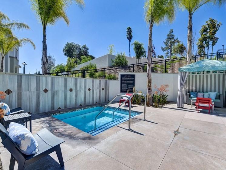 Soothing Spa with Cabana, at SETA, La Mesa, 91942