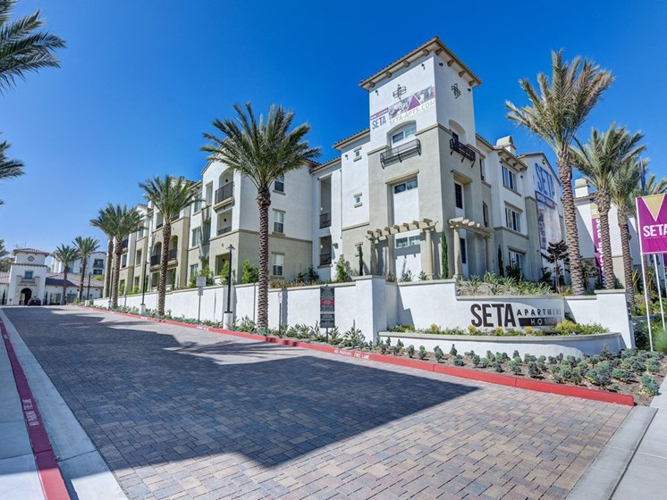 Leasing Office, at SETA, 7346 Parkway Dr, CA